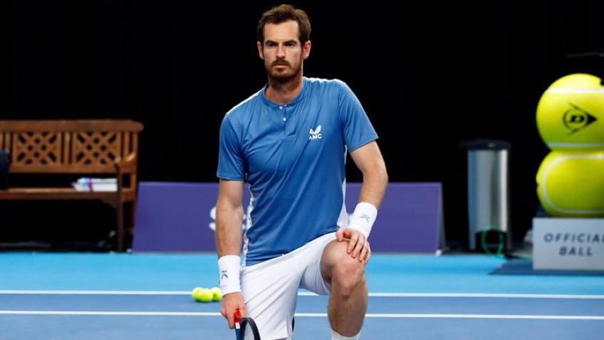 Andy Murray: I'm trying to learn & understand more about Black Lives Matter movement