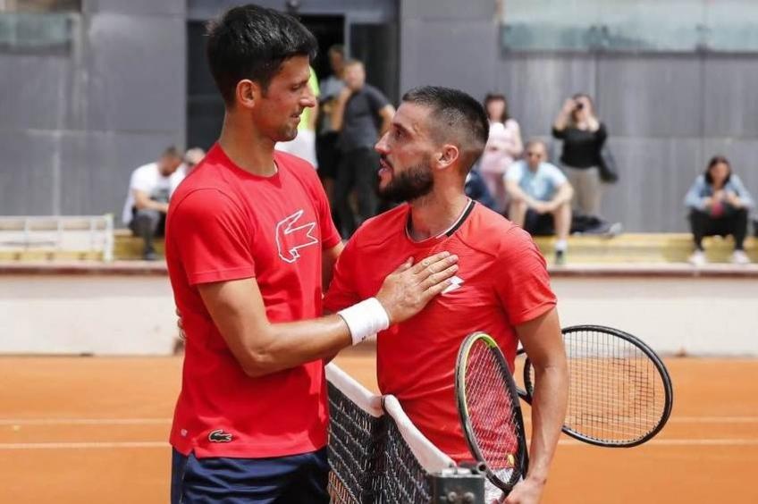Damir Dzumhur: Novak Djokovic fights for all players, his intentions were pure