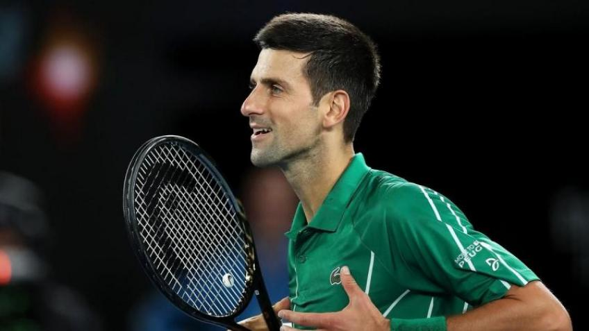 Caujolle: 'Novak Djokovic is someone who can be harmful'