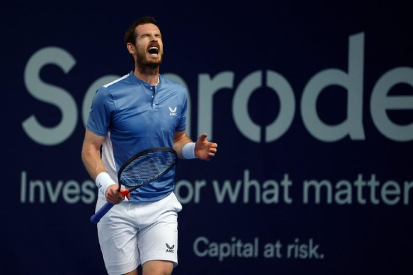 Andy Murray reveals the comeback tournament if hip feels fine
