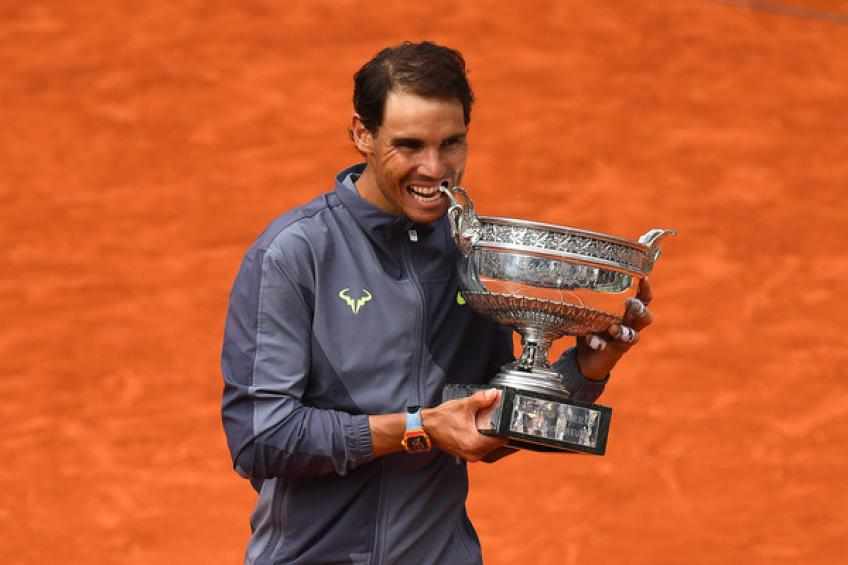 Gilles Simon: 'With Rafael Nadal around, it's almost impossible to win Roland Garros'
