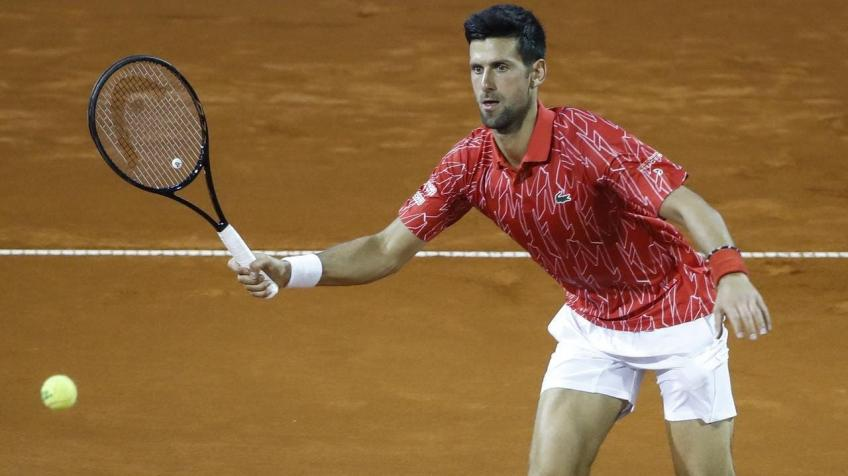 Thiem to donate prize money from Djokovic's Belgrade event