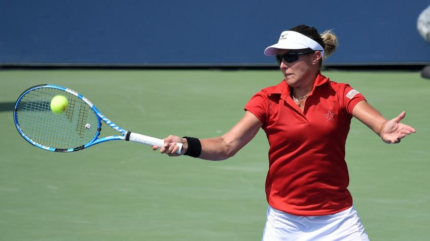 Kirsten Flipkens: it is absurd that US Open continues to remain on the schedule
