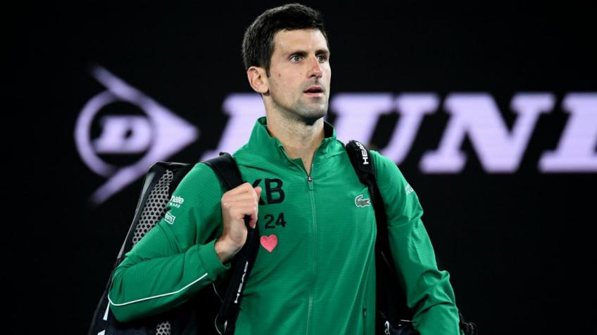 'Novak Djokovic did not take care of himself', says Argentine player