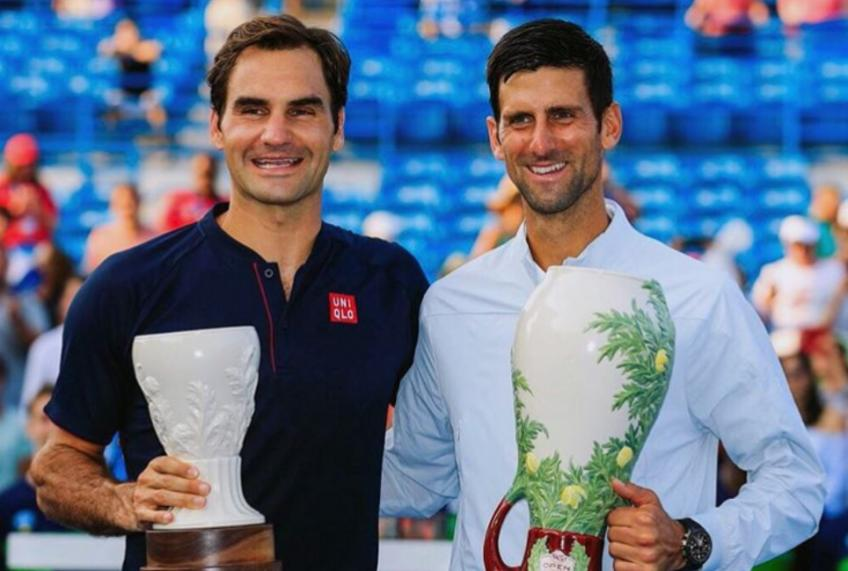 'Roger Federer will always be more loved than Novak Djokovic', says former Top 10