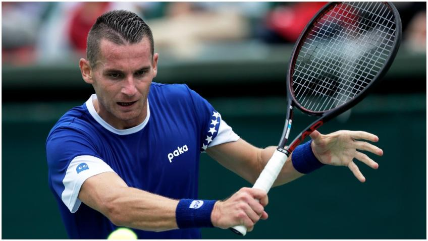World #102 in doubles Tomislav Brkic is positive after Eastern European Championships
