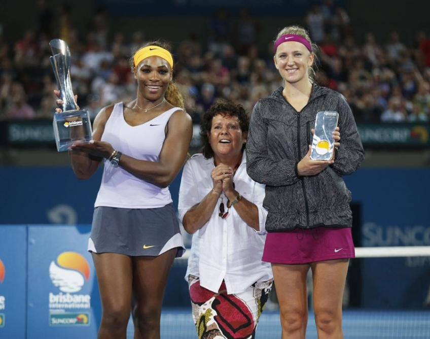 Goolagong: I would love if Serena Williams or any tennis mom won Wimbledon next year
