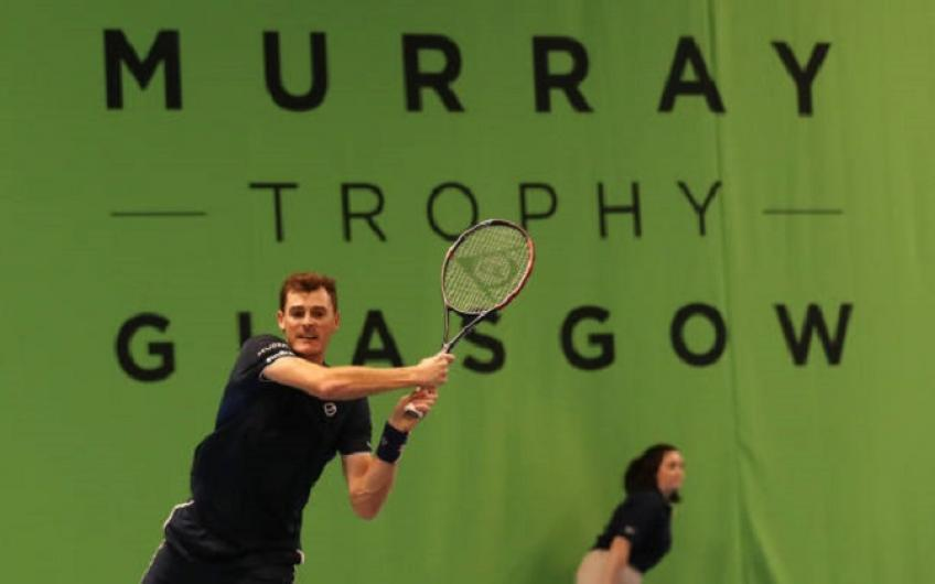 Jamie Murray: It is a shame that we have had to postpone this year's Murray Trophy