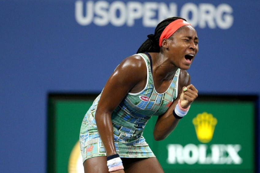 "Cori Gauff: ""US Open without crowds? Better for me"""