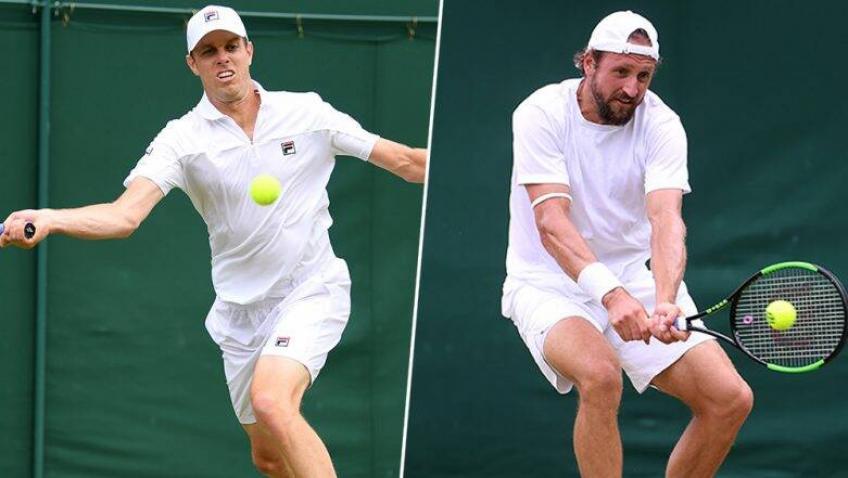 Sam Querrey &Tennys Sandgren: US Open must go on even if top players can't compete