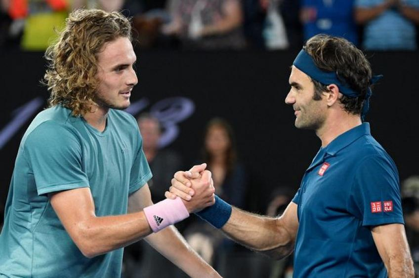Stefanos Tsitsipas: I learned a lot of things from Roger Federer