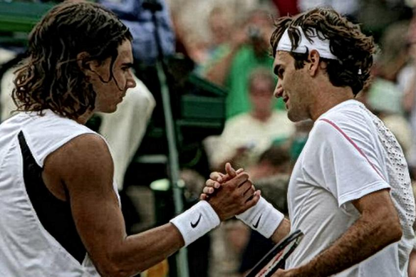 Rafael Nadal: 'I didn't believe I could beat Roger Federer in 2006 Wimbledon final'