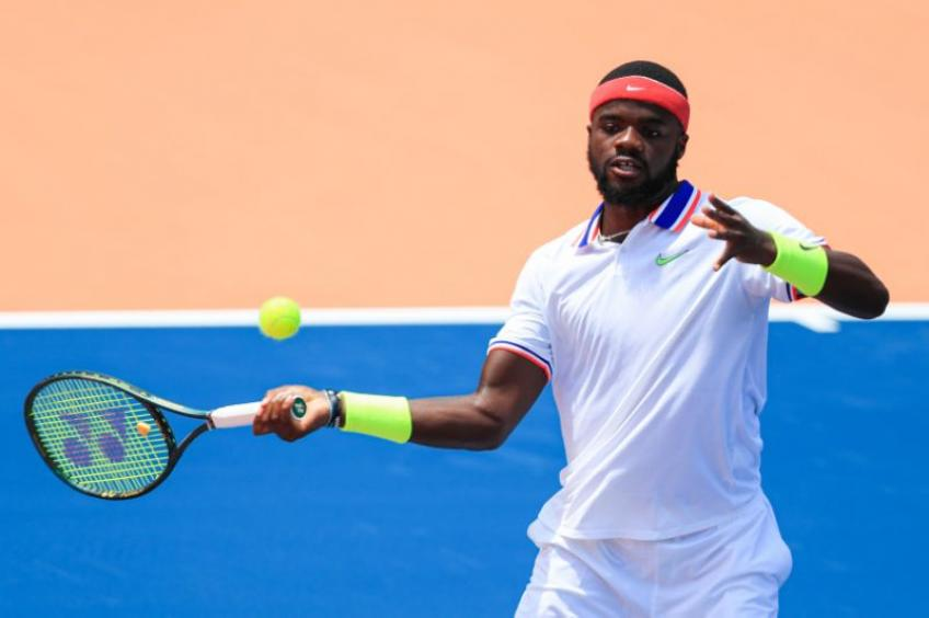Frances Tiafoe out of World TeamTennis after testing positive