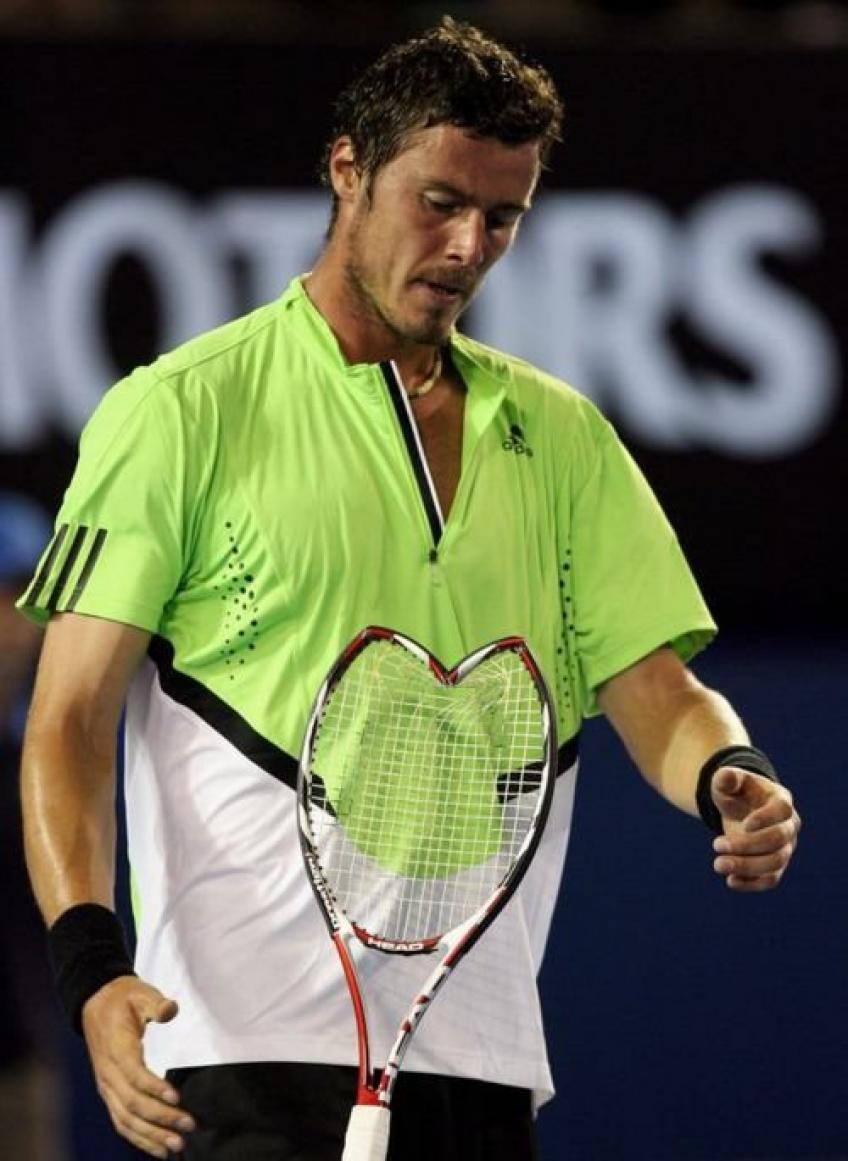 Marat Safin: I know now how many rackets I broke in my career