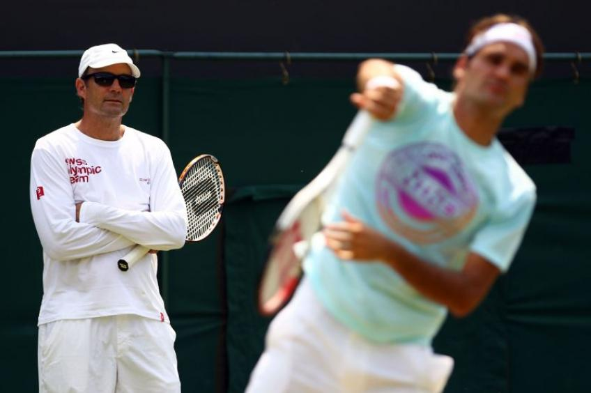 'Roger Federer's ability to take the ball early is...', says top coach