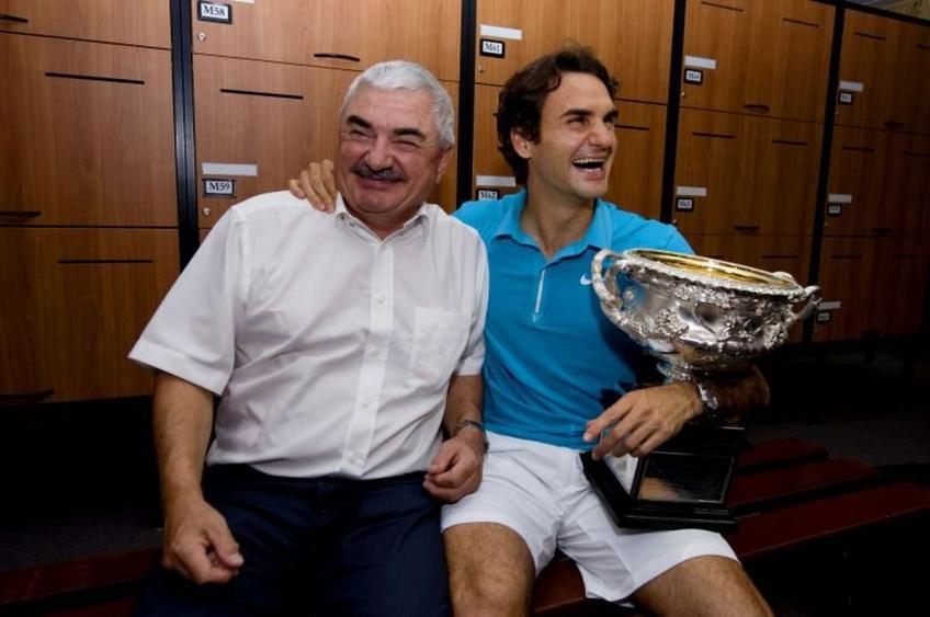 Roger Federer: 'My dad would call me after I win a tournament and tell me...'