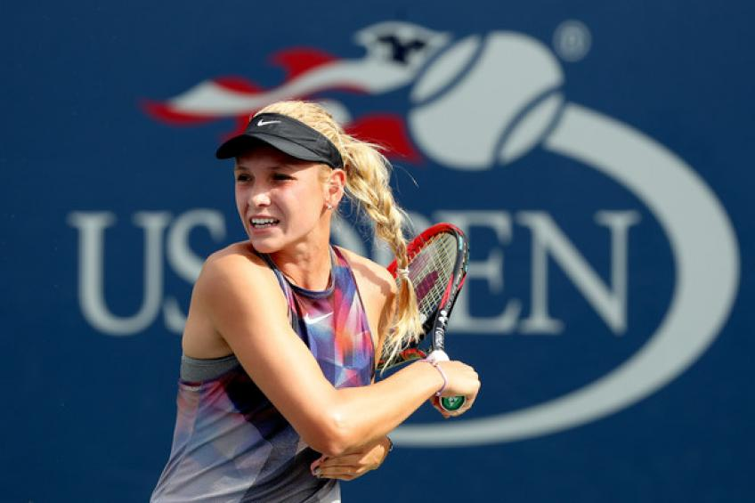 Donna Vekic parts ways with coach Torben Beltz