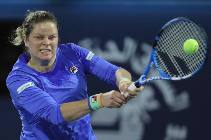 Kim Clijsters is still determined to pursue her comeback