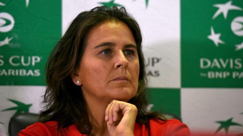 Conchita Martinez: To be there in the Hall of Fame is a great achievement