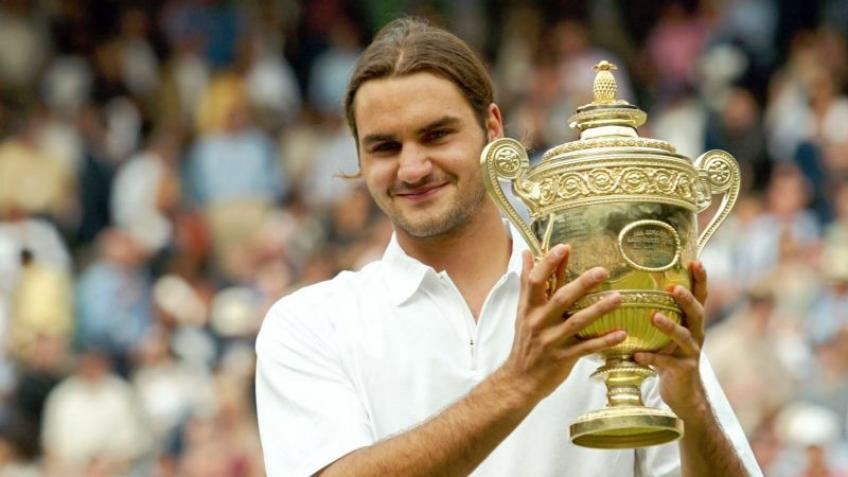 Roger Federer reveals the role models he took inspiration from