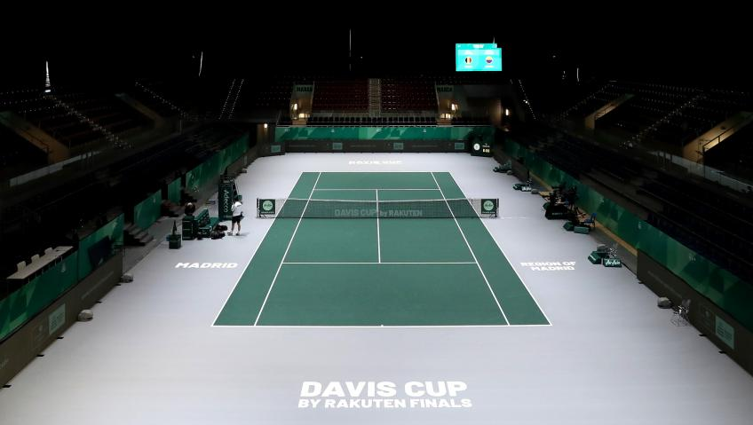 ITF: Davis Cup Finals financially covered and preparing for 2021 edition