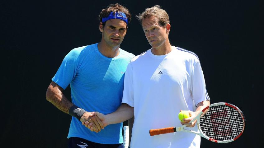 """Edberg: """"I know what is Roger Federer's best match"""""""