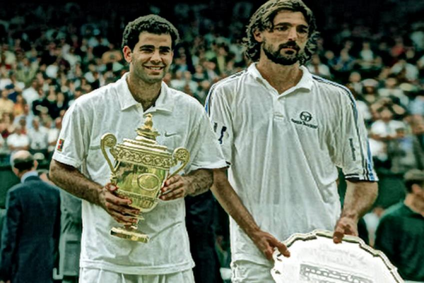 Wimbledon Flashback: Pete Sampras edges Goran Ivanisevic to match Laver and Borg