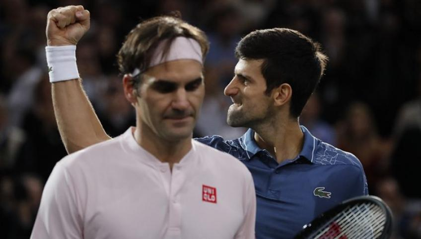 'Much of the public doesn't consider Djokovic as Federer and Nadal', says French star