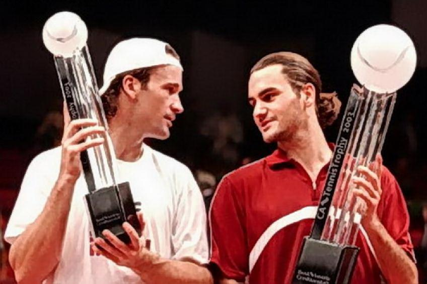 In Roger Federer's words: 'My last good match came against Carlos Moya in Vienna'