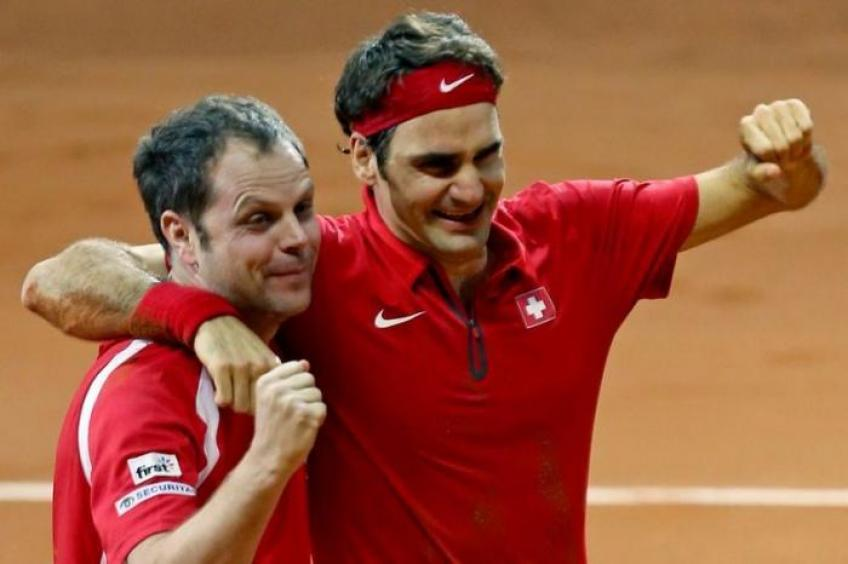 Severin Luthi on keeping in touch with Roger Federer: We FaceTime a lot