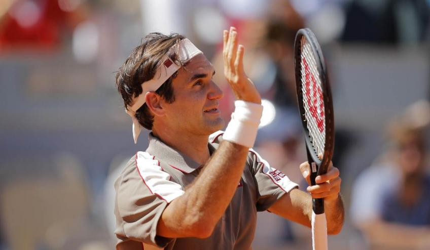 'Roger Federer's got everything you wish for', says former World No. 1