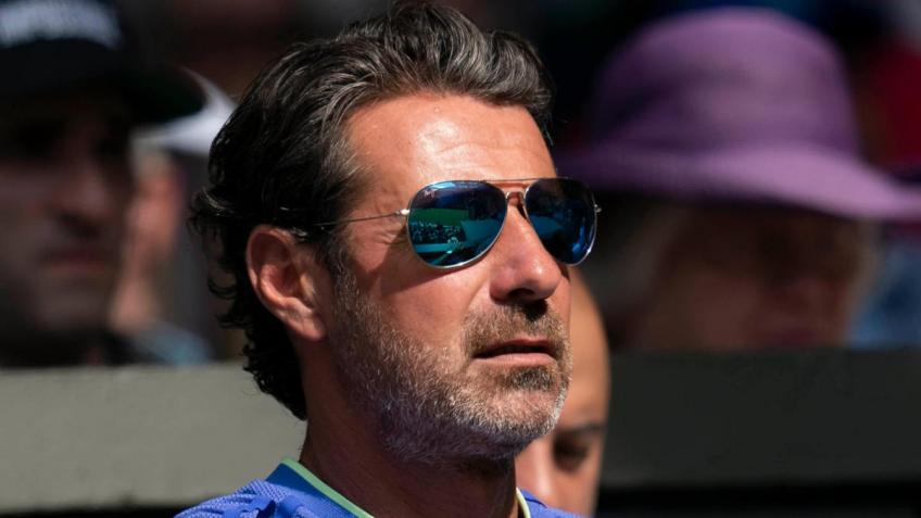 Mouratoglou on US Open: If Nadal & Djokovic don't go, Medvedev & Thiem have a chance