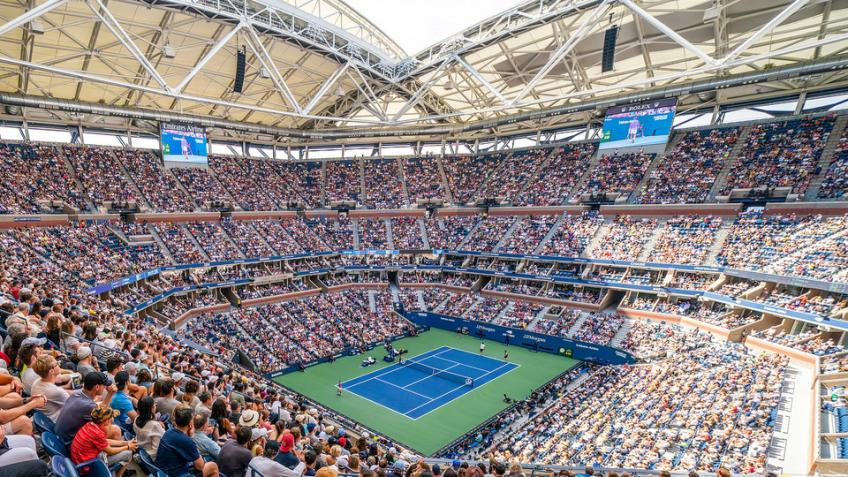 The fate of the US Open