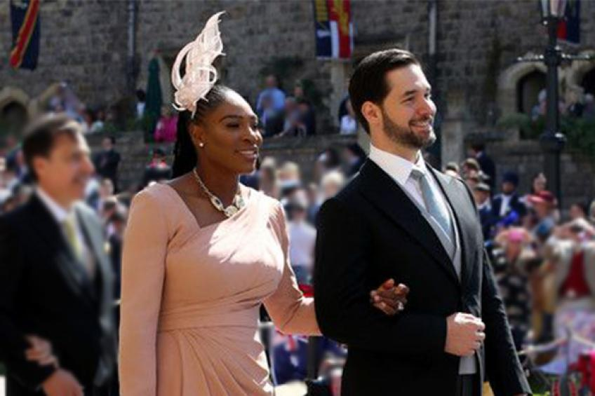 Alexis Ohanian joins Serena Williams in the clothing biz with a NY rental service