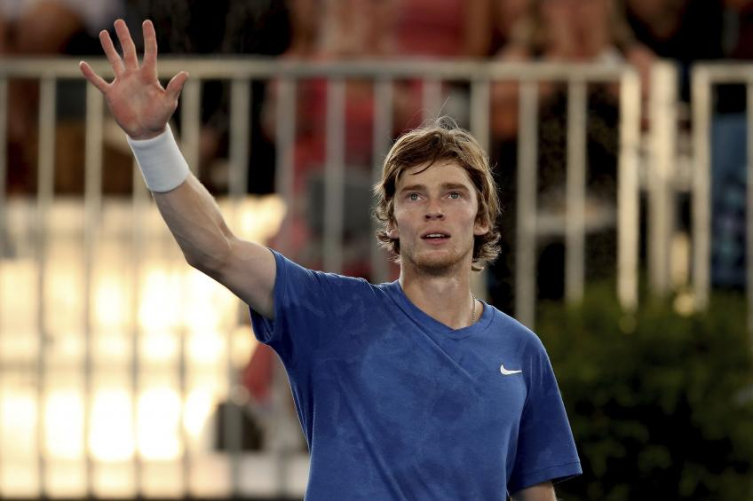 Andrey Rublev: Players getting infected once Tour resumes is inevitable