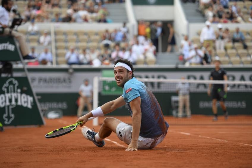 Marco Cecchinato: I don't like when people call my French Open semifinal run a fluke