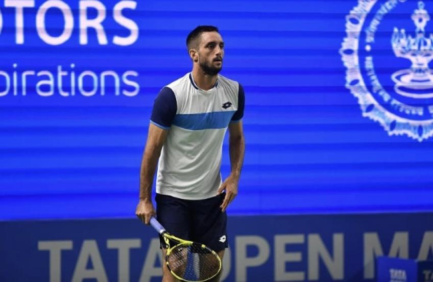 Viktor Troicki suspects he got infected in Pune: For a week I was falling apart