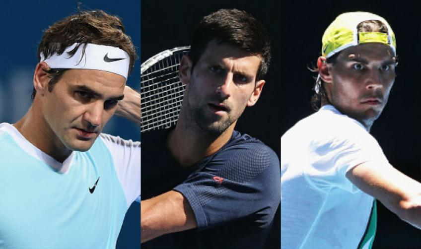 'We would have seen him on the side of Rafael Nadal or Roger Federer', says top coach