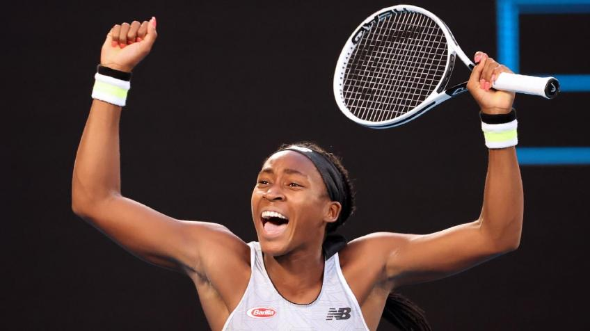 Cori Gauff: tennis star and activist