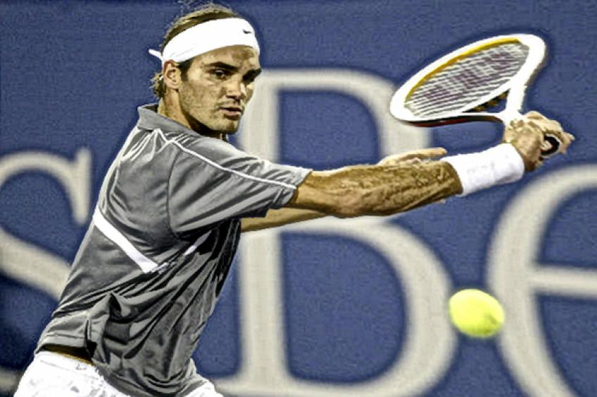 In Roger Federer's words: 'It's one of the best matches of the season and my career'