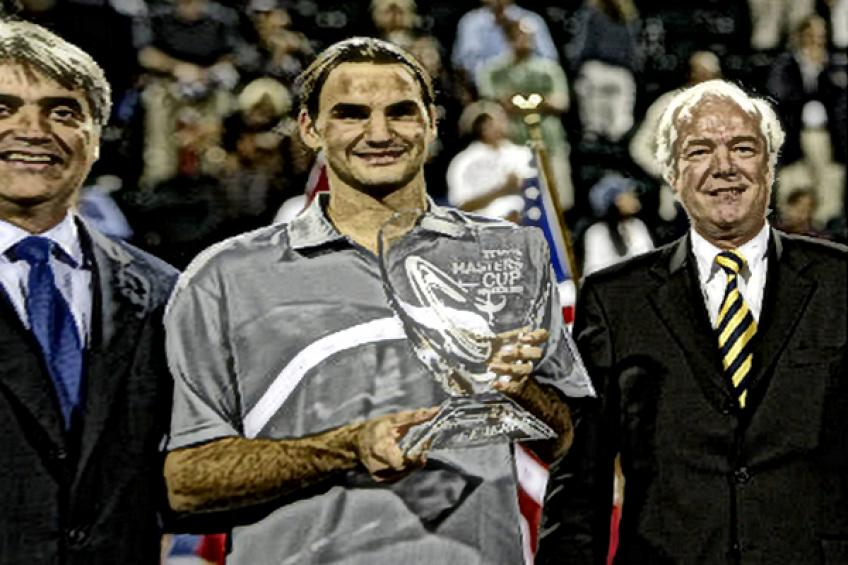 Roger Federer: 'It feels special to win the title after a slow start'