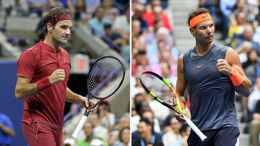 Rafael Nadal: 'I enjoy the challenges to playing against Roger Federer'