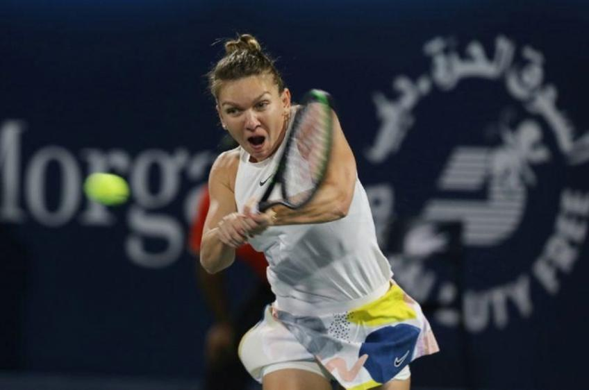 Italy's quarantine order puts Simona Halep's Palermo appearance in doubt