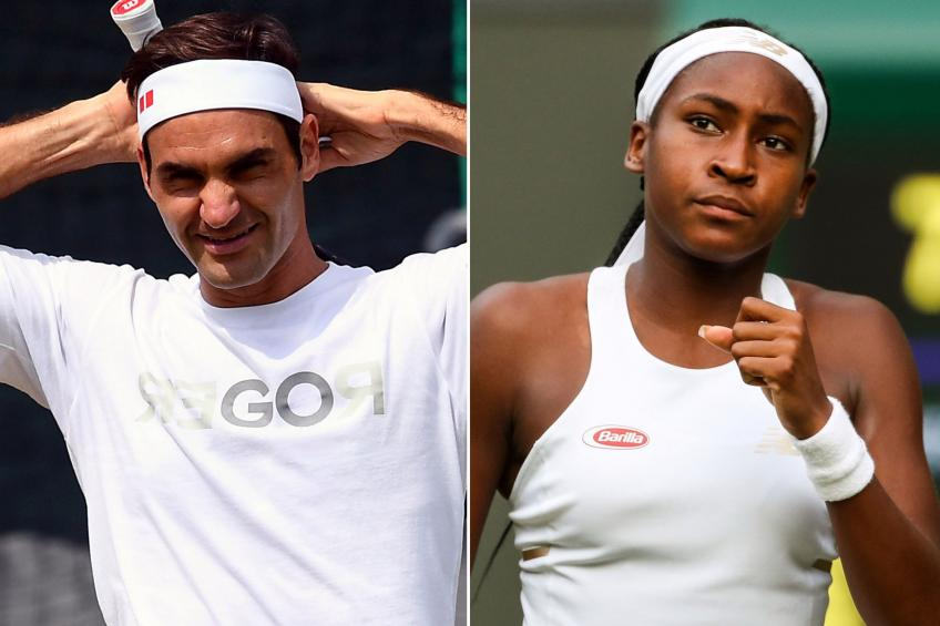 'Coco Gauff should follow Roger Federer and Rafael Nadal', says father