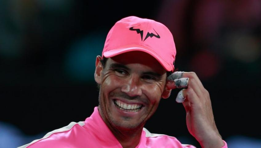 'Rafael Nadal played a game with a broken racket because...', says his biographer