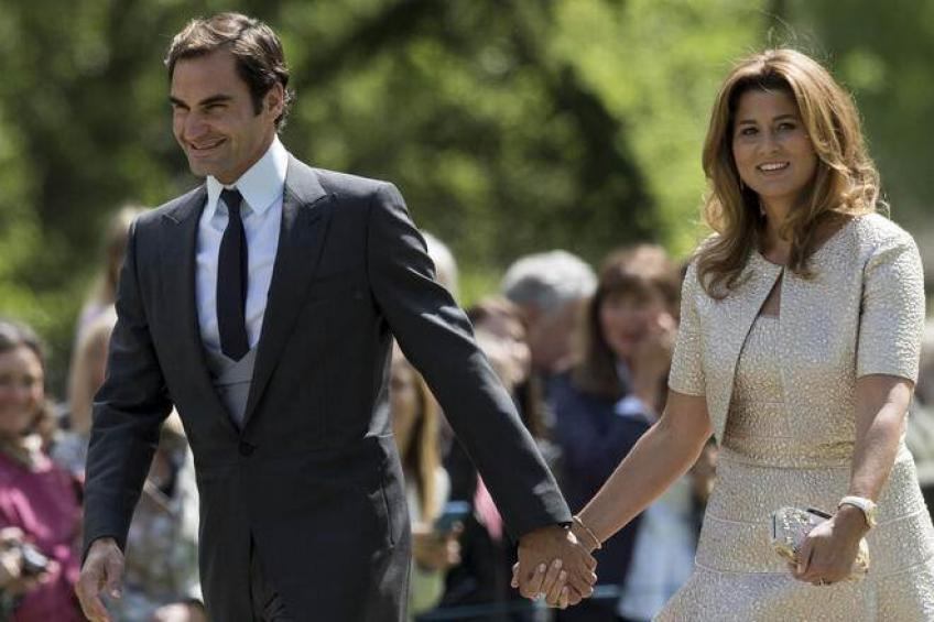 Roger Federer: My wife Mirka has always been an incredible support