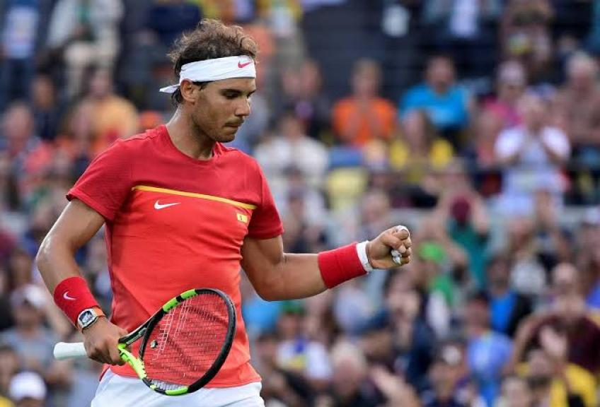 Rafael Nadal: 'It was an unforgettable moment'