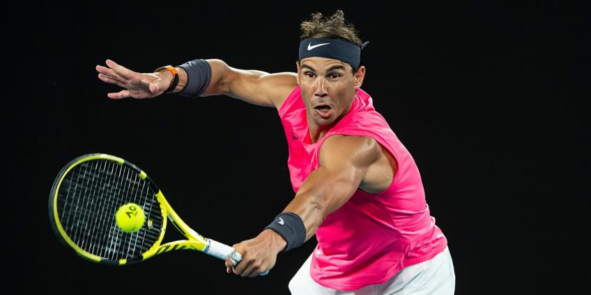 'The comparisons with Rafael Nadal are nice', says Spanish legend