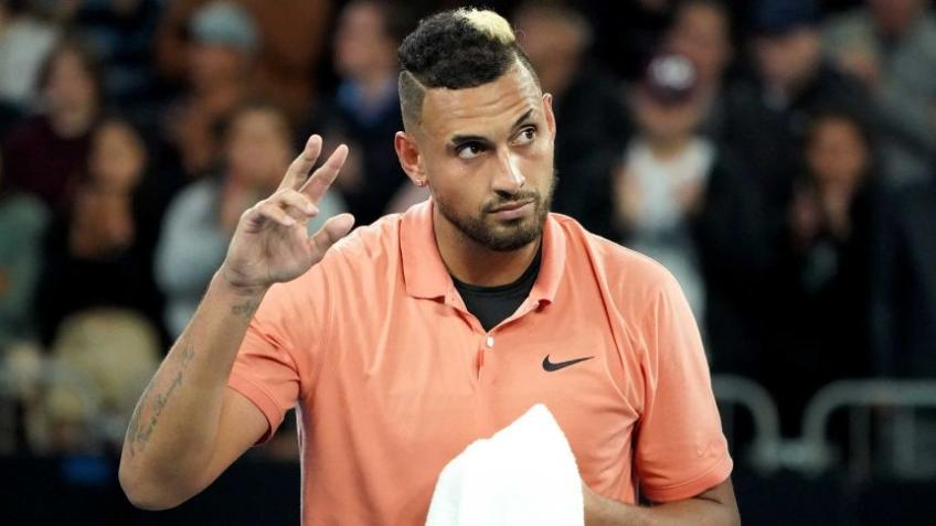 Nick Kyrgios hits back Borna Coric: Your intellectual level is zero