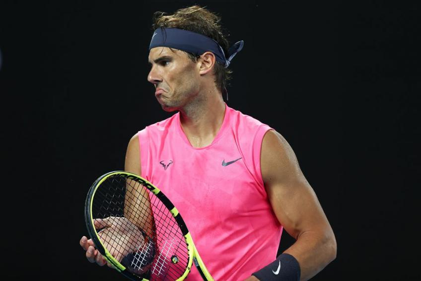 Rafael Nadal: 'It was difficult for me to take the routines'